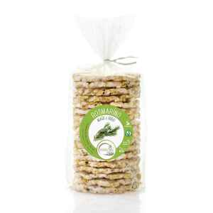 Organic Products Online Corn Crackers